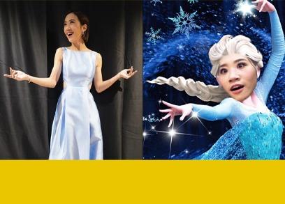 想當《冰雪奇緣》女主角!Lulu請粉絲幫P圖 網友發揮創意笑壞所有人